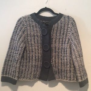 Marc Jacobs Chunky Wool Cardigan